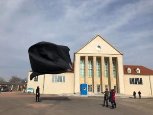 Susurrus meets Aerocene in Dresden